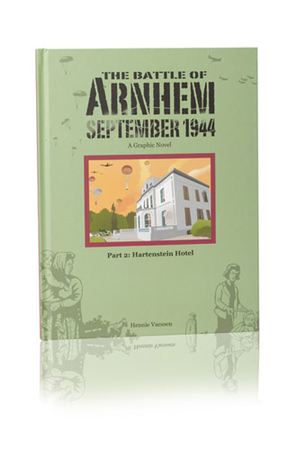 Graphic novel Hartenstein Hotel