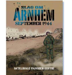 Cover integraal Slag om Arnhem