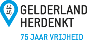 logo gelderland herdenkt