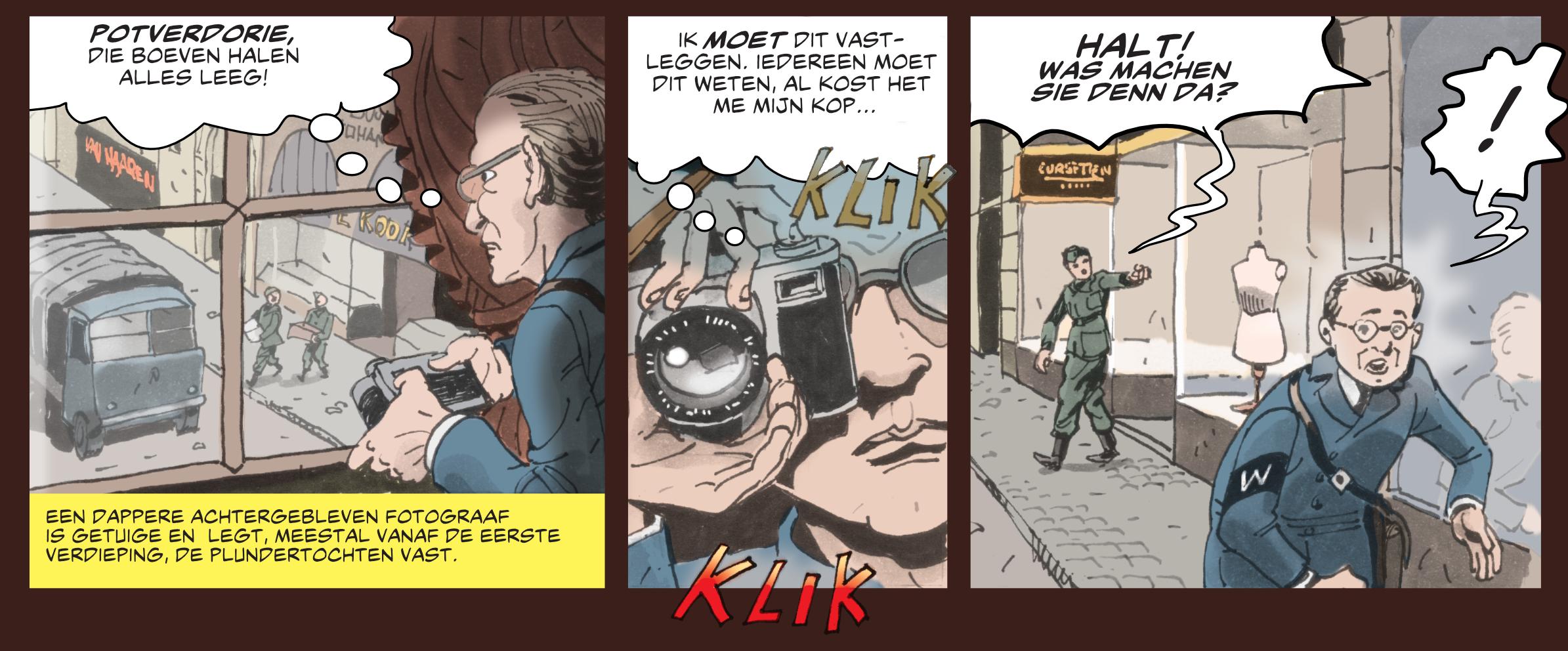 De Booys na de Slag om Arnhem